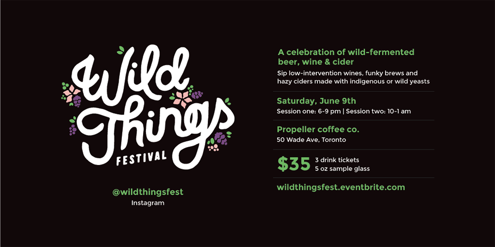The Wild Things Festival Banner