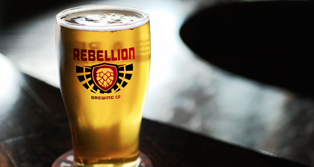 Canadian Microbreweries - Rebellion Beer