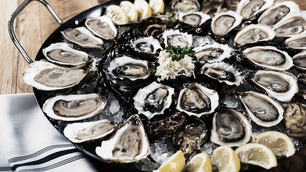 Rodneys oyster bar platter