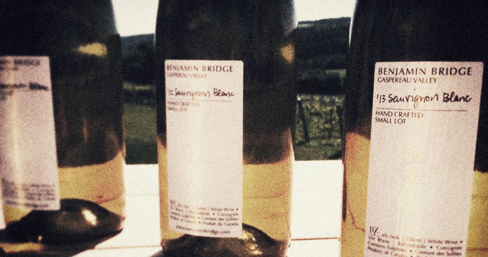 Benjamin Bridge Winery Club