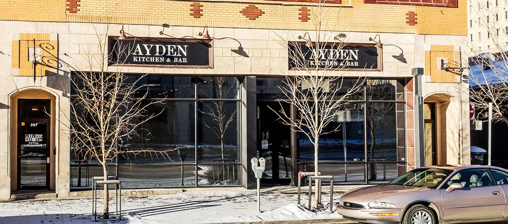 Saskatoon Ayden Kitchen & Bar
