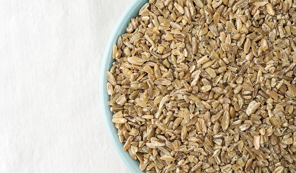 Ancient grains freekeh