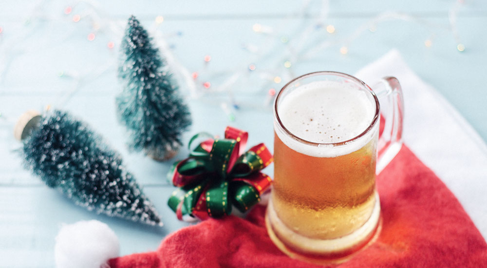Holiday Libations 2019 - Beer and Brandy