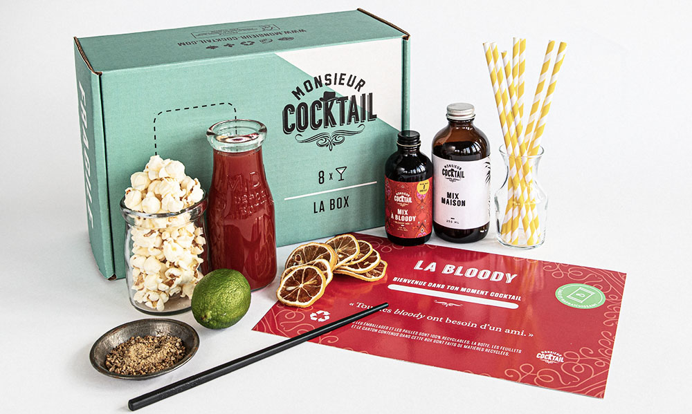 La Box Monsieur Cocktail