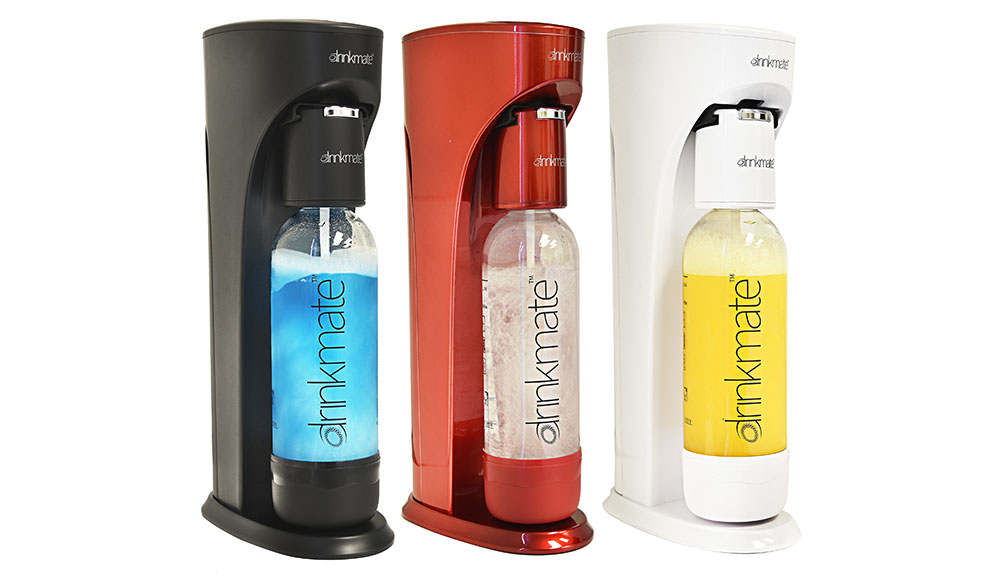 Drinkmate carbonating machine