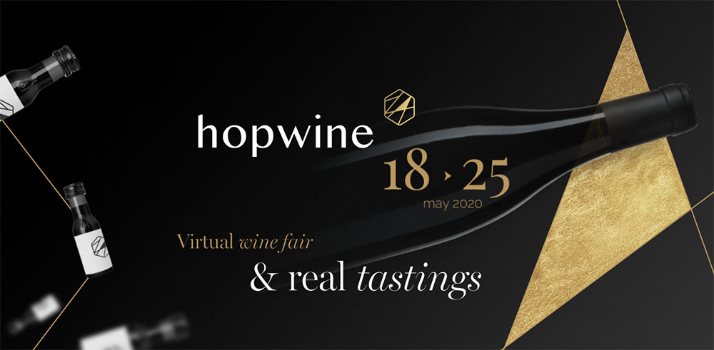 Hopwine Virtual Wine Fair